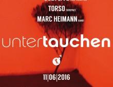 OUD. LIVE @ Untertauchen – 11.06.2016