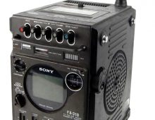 Sony FX-310